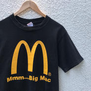 McDonaldo/マクドナルド BIGMAC Tシャツ 2000年前後 (USED)