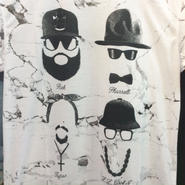 TWOANGLE/トゥーアングル アーティストプリント Tシャツ (NEW)