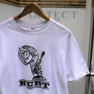 KURT COBEIN/カートコバーン プリントTシャツ 2000年前後 (USED)