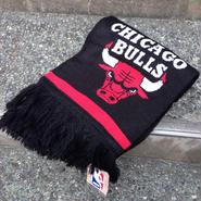 NBA CHICAGO BULLS /シカゴブルズ アクリルマフラー (NEW)