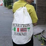 BENETTON/ベネトン プールバッグ 90年代(DEADSTOCK)