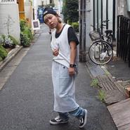 Champion/チャンピオン リメイクメッシュスカート (REMAKE)