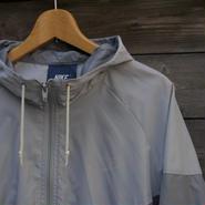 NIKE/ナイキ ウィンドランナーフードジャケット 80年代 紺タグ  (USED)