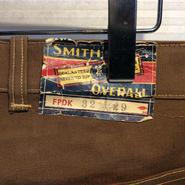 SMITH'S OVERALLS 40's~50's ダックペインターパンツ (DEADSTOCK)