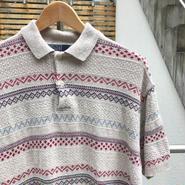 Polo Ralph Lauren/ポロラルフローレン ニットポロシャツ 90年代 (USED)