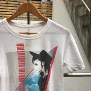 PRINCE AND THE REVOLITION/プリンスアンドザレボリューション ツアーTシャツ 1986年 (USED)