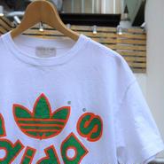 ADIDAS/アディダス ロゴプリントTシャツ 90年代  (USED)
