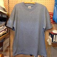 anvil/アンビル 無地Tシャツ made in USA 杢ブルー(melangeblue)  DEADSTOCK