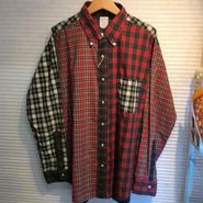 BROOKS BROTHERS/ブルックスブラザース クレイジーパターンシャツ  (USED)