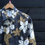 Bishop st apparel/ビショップアパレル アロハシャツ 90年代 (DEADSTOCK)