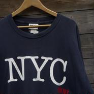DKNY/ディーケイエヌワイ ロングスリーブTシャツ 90年代 (USED)