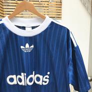 adidas/アディダス サッカー Tシャツ 90年代 Made In ENGLAND (USED)