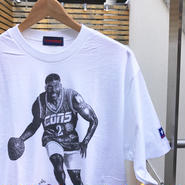 CONVERSE Larry Johnson/コンバース ラリージョンソン Tシャツ Made In JAPAN (DEADSTOCK)