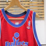 Champion/チャンピオン NBA バスケットタンクトップ  Bultimore Bullets 5 HOWARD 90年代 Made In USA (USED)
