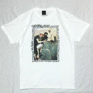 Guard One's Life  Tee ・White   ¥5000(税抜)