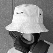 CHANNEL 420 Logo Hat (White/Black)    ¥4200(税抜)