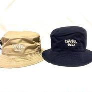 CHANNEL420 Bucket Hat ・Navy & Beige    ¥3700(税抜)