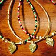 india brass anklet▼▲3color▲▼