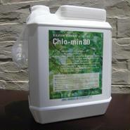 (食品添加物認可済)【クロミン80】 5L 原液タイプ 税込・送料込 (弱酸性次亜塩素酸ナトリウム)