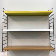 メタルウォールシェルフ metal vintage wall shelf