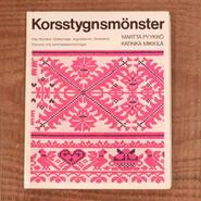 クロスステッチ・パターン集「Korsstygnsmonster」