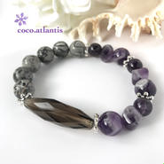 amethyst〜flowing picture**