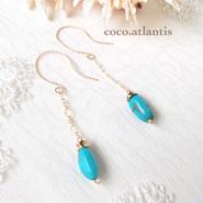 14kgf*turquoise shine**
