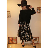 Flowerスカート