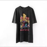 POPプリントTシャツ