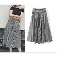ストライプAラインスカート