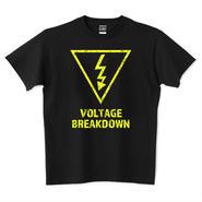 Voltage Breakdown Unisex Tee