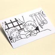 ポストカード (hey it's partytime!)