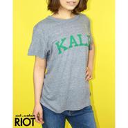 SUB URBAN RIOT(サブアーバンライオット)KALE TEE カールプリントTシャツ