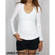 JAMES PERSE RELAXED CASUAL V-NECK リラックスカジュアルV-ネックロンT