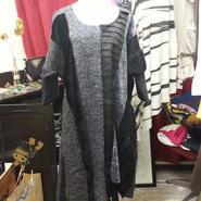 tomoki yuritaのニットドレス