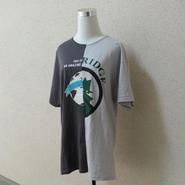 tomoki yuritaのドッキングTシャツ