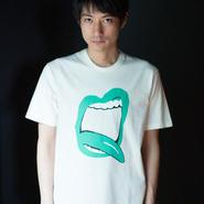 """JYUUNANHEARTのTシャツ""""TONGUE&SHOUT"""""""