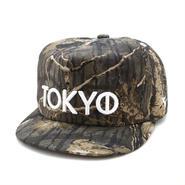 TONBOWのTOKYO CAP(-BACKTREE CAMO-)