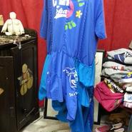 tomoki yuritaのT-dress