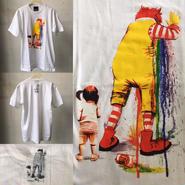 4X   マ◎クピエロTシャツ