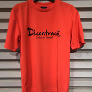 D17013《Basic Dry Shirts》C/#NEON ORANGE