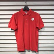 D15-T-003《Wappen Polo Shirt》C/# RED