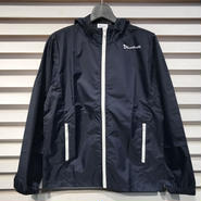 D16AW-004《Nylon Zip JKT》C/#  NAVY
