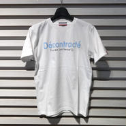 D15-T-002 《Bonheur Logo Tee》C/# WHITE