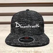 D17008《3D Melange CAP》C/# BLACK
