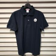 D15-T-003《Wappen Polo Shirt》C/# NAVY