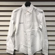 D16AW-001《Oxford  Shirts》C/# WHITE