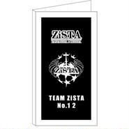 ZiSTA チェキファイル 通販特典 推しメンサイン入り