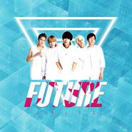 【予約】7/2発売 BRITZ 3部作CD第1弾!! 【FUTURE】全6タイプ ※通販予約特典あり