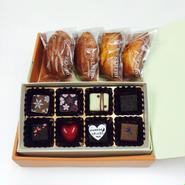 ギフトセット(ボンボンショコラ&焼き菓子)